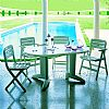 Outdoor Patio Furniture Sets - Patio Furniture Dining Set Ascot 7-Piece