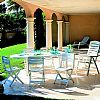 Outdoor Patio Furniture Sets - Patio Furniture Dining Set Ascot 9-Piece